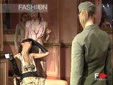 """""""Gilles Rosier"""" Spring Summer 2003 Paris 2 of 2 Pret a Porter Woman by FashionChannel"""
