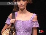 """""""Moschino Cheap&Chic"""" Spring Summer 2003 Milan 1 of 3 Pret a Porter Woman by FashionChannel"""