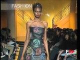 """""""Versace Atelier"""" Autumn Winter 1997 1998 Paris 2 of 4 Haute Couture woman by Fashion Channel"""