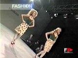 """Lydia Delgado"" Autumn Winter 1997 1998 Barcelona 4 of 5 pret a porter woman by FashionChannel"