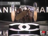 """""""Chanel"""" Spring Summer 2003 Paris 4 of 4 Pret a Porter Woman by FashionChannel"""