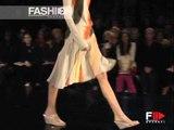 """Atsuro Tayama"" Spring Summer 2003 Paris 1 of 3 Pret a Porter Woman by FashionChannel"