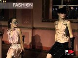 """""""Gilles Rosier"""" Spring Summer 2003 Paris 1 of 2 Pret a Porter Woman by FashionChannel"""