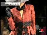 """""""Furstenberg Couture"""" Autumn Winter 1997 1998 Rome 3 of 9 Haute Couture woman by FashionChannel"""