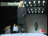 """""""Los Pepes"""" Autumn Winter 1997 1998 Madrid 2 of 4 pret a porter woman by FashionChannel"""