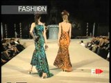 """Gai Mattiolo"" Autumn Winter 1997 1998 Rome 5 of 9 Haute Couture woman by FashionChannel"