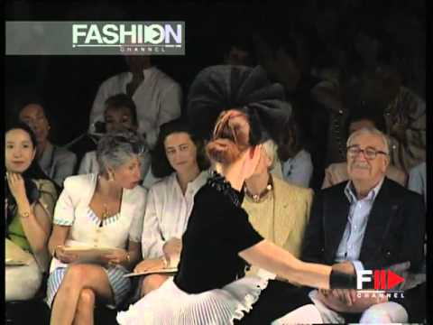 """Furstenberg Couture"" Autumn Winter 1997 1998 Rome 7 of 9 Haute Couture woman by FashionChannel"