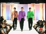 """""""Renato Balestra"""" Autumn Winter 1997 1998 Rome 5 of 11 Haute Couture woman by FashionChannel"""