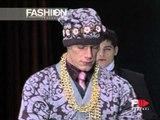 """""""Vivienne Westwood"""" Autumn Winter 1997 1998 Paris 5 of 6 pret a porter men by FashionChannel"""