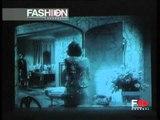 """""""Raffaella Curiel"""" Autumn Winter 1997 1998 Rome 8 of 9 Haute Couture woman by FashionChannel"""
