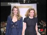 """""""Raffaella Curiel"""" Autumn Winter 1997 1998 Rome 9 of 9 Haute Couture woman by FashionChannel"""