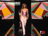 """Versace"" Spring Summer 2003 Milan 3 of 4 Pret a Porter Woman by Fashion Channel"