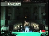 """Gai Mattiolo"" Autumn Winter 1997 1998 Rome 9 of 9 Haute Couture woman by FashionChannel"