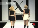 """""""Alexandra Fede"""" Autumn Winter 1997 1998 Rome 5 of 6 Haute Couture woman by FashionChannel"""