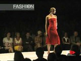 """Lorenzo Riva"" Autumn Winter 1997 1998 Rome 3 of 5 Haute Couture woman by FashionChannel"