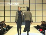 """""""Rena Lange"""" Autumn Winter 1997 1998 Milan 2 of 5 pret a porter woman by FashionChannel"""