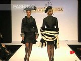 """""""Gianluca Beluga"""" Autumn Winter 1997 1998 Rome 1 of 6 Haute Couture woman by FashionChannel"""