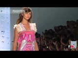 """""""Custo Barcelona"""" Spring Summer 2013 New York 1 of 3 Pret a Porter Woman by FashionChannel"""