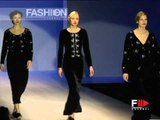 """Luciano Soprani"" Autumn Winter 1997 1998 Milan 4 of 5 pret a porter woman by FashionChannel"