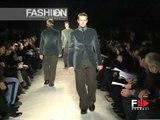 """Donna Karan"" Autumn Winter 1997 1998 New York 2 of 4 pret a porter men by FashionChannel"