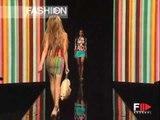 """Versace"" Spring Summer 2003 Milan 2 of 4 Pret a Porter Woman by Fashion Channel"