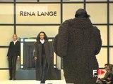 """""""Rena Lange"""" Autumn Winter 1997 1998 Milan 1 of 5 pret a porter woman by FashionChannel"""