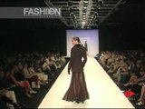 """Lorenzo Riva"" Autumn Winter 1997 1998 Rome 2 of 5 Haute Couture woman by FashionChannel"