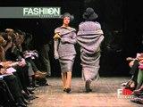 """Yohji Yamamoto"" Autumn Winter 1997 1998 Paris 3 of 7 pret a porter woman by FashionChannel"