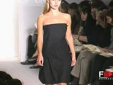 """Calvin Klein"" Autumn Winter 1997 1998 New York 4 of 4 pret a porter woman by FashionChannel"