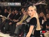 """""""Emanuel Ungaro"""" Autumn Winter 1997 1998 Paris 5 of 5 pret a porter woman by FashionChannel"""