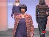 """Missoni"" Autumn Winter 1997 1998 Milan 3 of 5 pret a porter woman by FashionChannel"