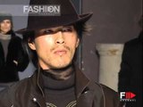 """Thierry Mugler"" Autumn Winter 2002 2003 Menswear 3 of 4 by FashionChannel"
