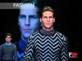 """""""Giorgio Armani"""" Autumn Winter 2002 2003 Menswear 2 of 3 by FashionChannel"""
