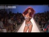 """""""Wildfox Swim"""" Miami Swimwear Fashion Week Spring Summer 2013 2 of 2 by FashionChannel"""