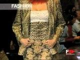 """Roberto Cavalli"" Autumn Winter 1997 1998 Milan 3 of 6 pret a porter woman by FashionChannel"