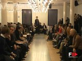"""""""Trussardi"""" Autumn Winter 2002 2003 Menswear 1 of 3 by FashionChannel"""