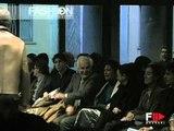 """Krizia"" Autumn Winter 2002 2003 Menswear 1 of 4 by FashionChannel"