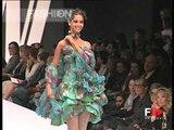 """""""Chiara Boni"""" Spring Summer 1997 Milan 8 of 8 pret a porter woman by FashionChannel"""