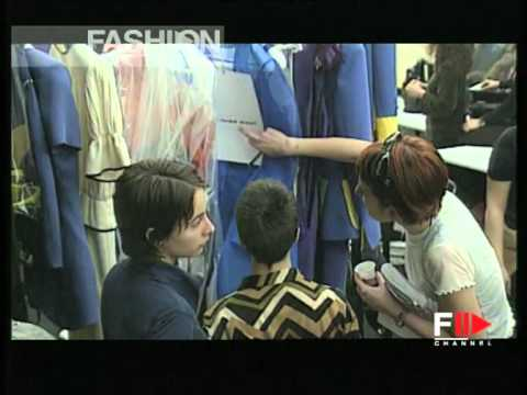 """""""Furstenberg Couture"""" Spring Summer 1997 Rome 1 of 9 haute couture woman by FashionChannel"""