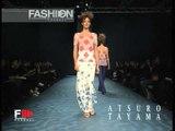 """Atsuro Tayama"" Spring Summer 1997 Paris 4 of 4 pret a porter woman by FashionChannel"