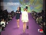 """Jacques Fath"" Spring Summer 1997 Paris 1 of 5 pret a porter woman by FashionChannel"