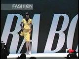 """""""Chiara Boni"""" Spring Summer 1997 Milan 1 of 8 pret a porter woman by FashionChannel"""