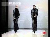 """""""Giorgio Armani"""" Autumn Winter 2002 2003 Milan 2 of 6 by FashionChannel"""