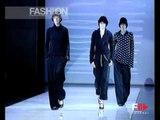 """Emporio Armani"" Autumn Winter 2002 2003 Milan 2 of 4 by FashionChannel"