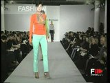 """""""Isaac Mizrahi"""" Spring Summer 1997 New York 4 of 4 pret a porter woman by FashionChannel"""