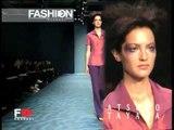 """Atsuro Tayama"" Spring Summer 1997 Paris 3 of 4 pret a porter woman by FashionChannel"