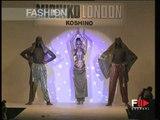 """Michiko Koshino"" Spring Summer 1997 London 7 of 7 pret a porter woman by FashionChannel"