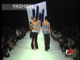 """""""Hervé Léger"""" Spring Summer 1997 New York 3 of 5 pret a porter woman by FashionChannel"""