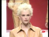 """Max Mara"" Spring Summer 1997 Milan 2 of 4 pret a porter woman by FashionChannel"