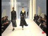 """Gai Mattiolo"" Autumn Winter 2002 2003 Milan 1 of 4 by FashionChannel"